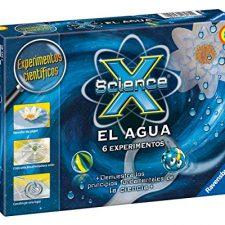 Ravensburger – Science X: el agua Juguetes educativos