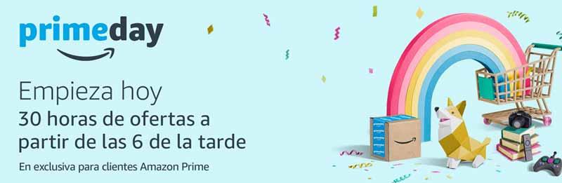 Amazon revela alguno de los chollos de Prime Day