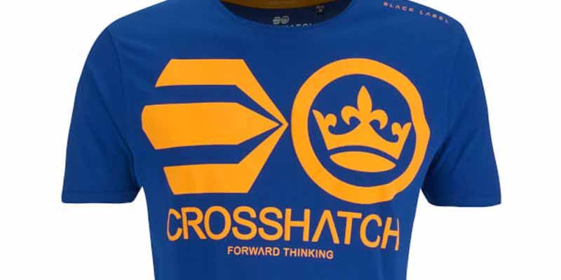 ¡Rebajas! hasta 60% de descuento en ropa Crosshatch