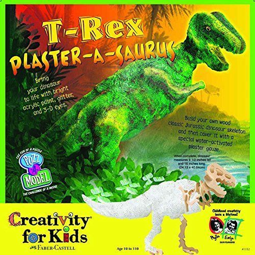 Creativity For Kids – Juguete educativo de arqueología Dinosaurios