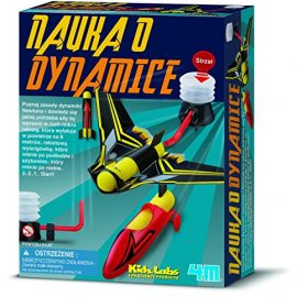 4M - Pump Rocket Science, juguete educativo (004M3355)