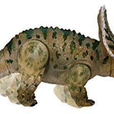 Geoworld – Triceratops Medium, figura articulada (DeQUBE Trading S.L. Juguetes educativos