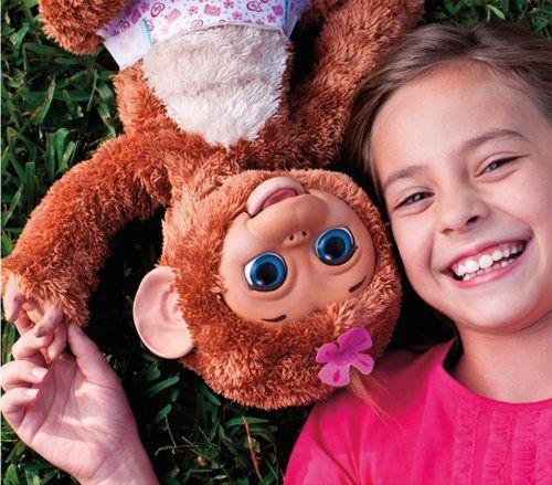 Furreal Friends - Peluche Moni Monita (Hasbro A1650E24)