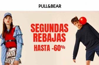Segundas Rebajas en Pull and Bear