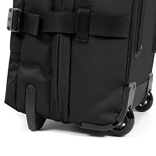 Eastpak Tranverz M Maleta, 67 cm, 78 Litros, Color Black (Negro)