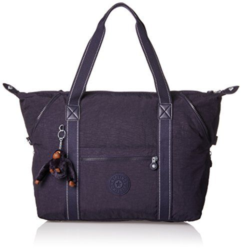 Kipling - ART M - Bolsa de viaje - Blue Purple C - (Azul)