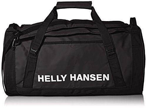 Helly Hansen Duffel 2 – Bolso, color negro, 90 litros Maletas y Trolleys