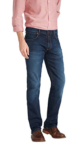 Wrangler Arizona Stretch Cool Hand, Vaqueros para Hombre, Azul (Cool Hand 18),...