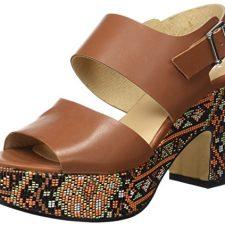 Gadea 40585, Sandalias con Correa de Tobillo para Mujer Zapatos Gadea