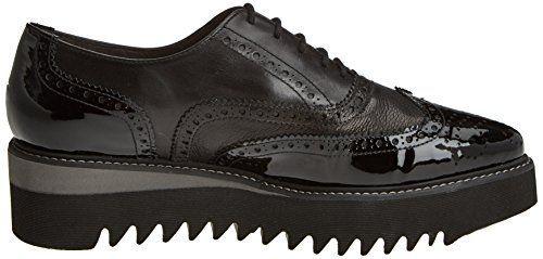 Gadea Charol, Zapatos de Cordones Brogue Mujer
