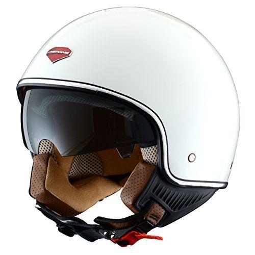 Astone Helmets Casco Jet-Mini, diseño Retro Ropa para motoristas