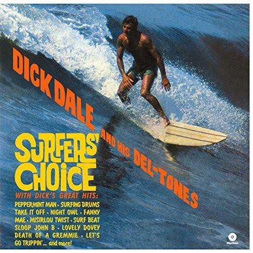 And His Del-Tones – Sufer`s Choice [Vinilo]