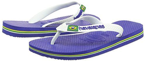 Havaianas Chanclas Niño/Niña Brasil Logo