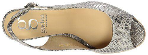 Gadea 40570, Zapatos de Tacón con Punta Abierta para Mujer