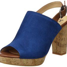 Gadea 40605, Zapatos de Tacón con Punta Abierta para Mujer
