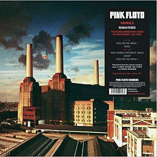 Animals [Vinilo] Pink Floyd