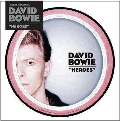 """Heroes"" (40th Anniversary) [Vinilo] Discos de vinilo"