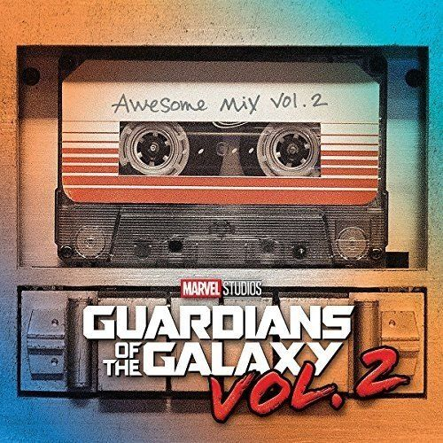 Guardians Of The Galaxy: Awesome Mix – Volumen 2 [Vinilo]