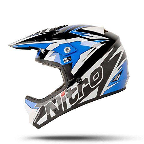 Nitro Casco Moto