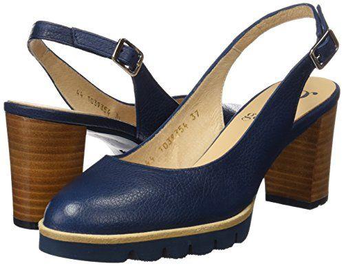 Gadea 40547, Zapatos de Tacón con Punta Cerrada para Mujer