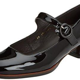 Gadea Charol 40804, Zapatos de Tacón con Punta Cerrada para Mujer