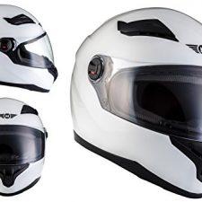 MOTO HELMET X86 Casco Integrale Urbano Moto Motocicleta Ropa para motoristas