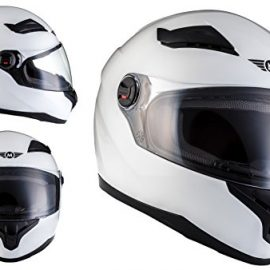 MOTO HELMET X86 Casco Integrale Urbano Moto Motocicleta