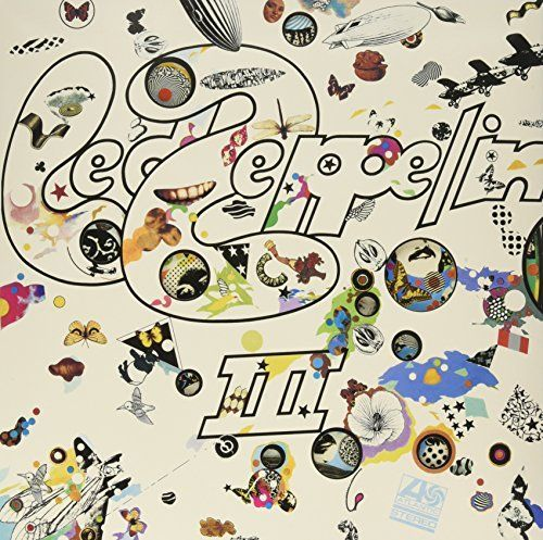 Led Zeppelin III - Edición Original Remasterizada, 180 Gramos