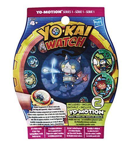 Yokai Watch – Sobres sorpresa Yokai Watch con Yo-Motion (Hasbro