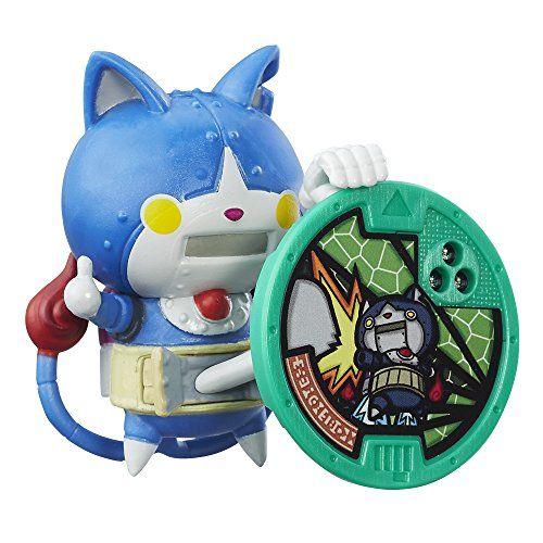Yokai - Figura con medalla yo-motion robonyan   (Hasbro C0467ES8)