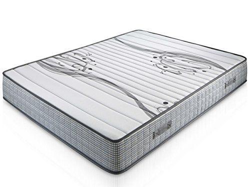 Colchón viscoelástico Boston 135X190, 22 cm