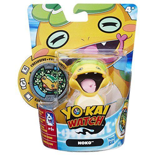 Yo-Kai B5937- Figura con medalla Moments, 6 cm , Modelos surtidos, 1