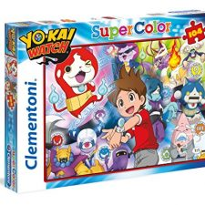 Clementoni – Puzzle 104 piezas yo-kai watch (27995) Juguetes y juegos Yo-Kai Watch