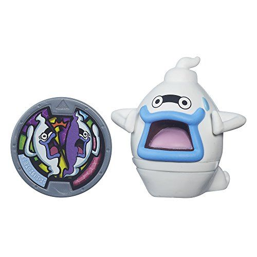 Anime - Yo-Kai Watch B5939 Figura con medalla - Whisper