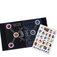 Yokai Watch – Album de colección de medallas de Yokai Watch (Hasbro Juguetes y juegos Yo-Kai Watch