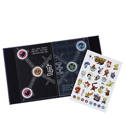 Yokai Watch - Album de colección de medallas de Yokai Watch (Hasbro