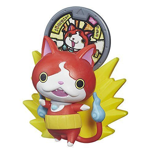 Yo-kai Watch Medal Moments Jibanyan