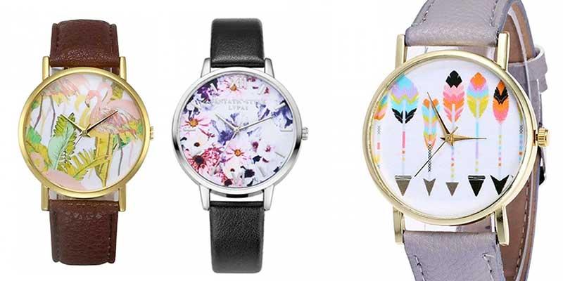 Descubre relojes online geniales para este otoño