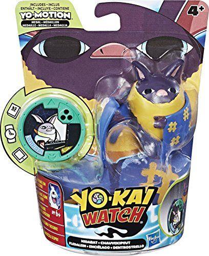 Yo-Kai Watch – Figura Mochismo (Hasbro)