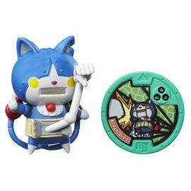 Yokai – Figura con medalla yo-motion robonyan   (Hasbro C0467ES8)