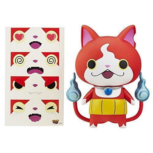 Yo-kai Watch Mood Reveal Figures – Jibanyan (Hasbro B6047) Juguetes y juegos Yo-Kai Watch