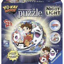 Yo-Kai Watch – Puzzle lámpara (Ravensburger 11827)