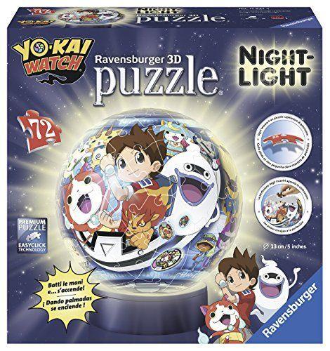 Yo-Kai Watch - Puzzle lámpara (Ravensburger 11827)