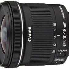 Canon EF-S 10-18 mm f:4.5-5.6 IS STM – Objetivo para Canon Objetivos para Cámaras
