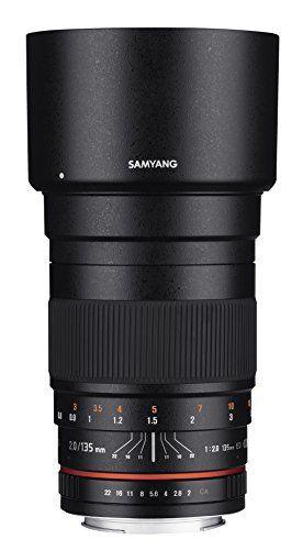 Samyang F1112203101 - Objetivo fotográfico DSLR para Nikon F AE