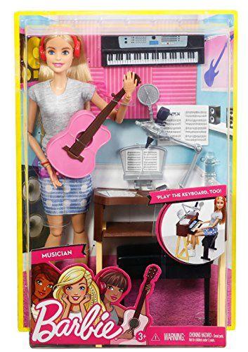 Barbie - Barbie Compositora, rubia (Mattel FCP73)