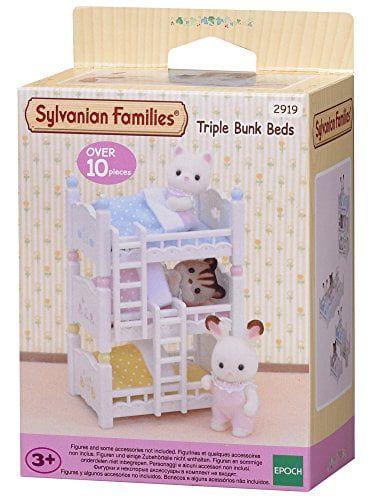 Sylvanian Families 2919 – Litera de tres pisos [Importado de Alemania]