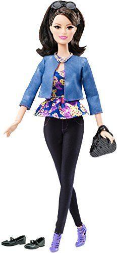 Mattel Barbie - DHD87 modas de lujo Fashionista Raquelle Doll