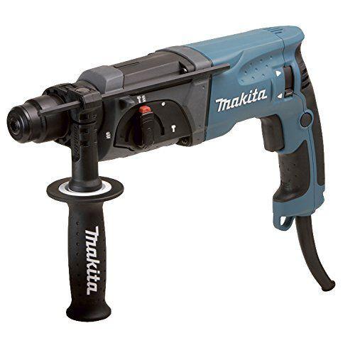 Makita ZMAK-HR2470X1/2 – Martillo rotopercutor (potencia de 780 W, Bricolaje y herramientas