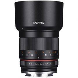 Samyang CSC-Mirrorless – Objetivo fotográfico para Fuji X (50mm F1.2
